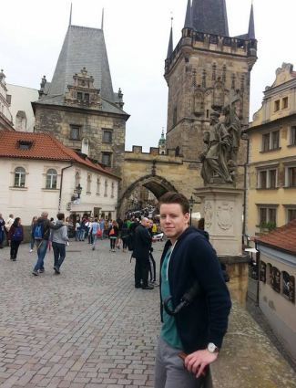 Charles Bridge, Prague, CZE